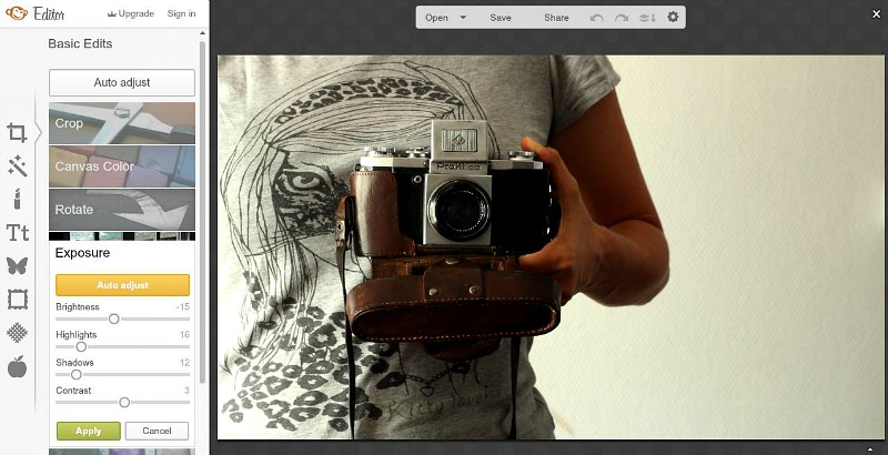 jak obrabiać zdjęcia w picmonkey, zdjęcia na bloga