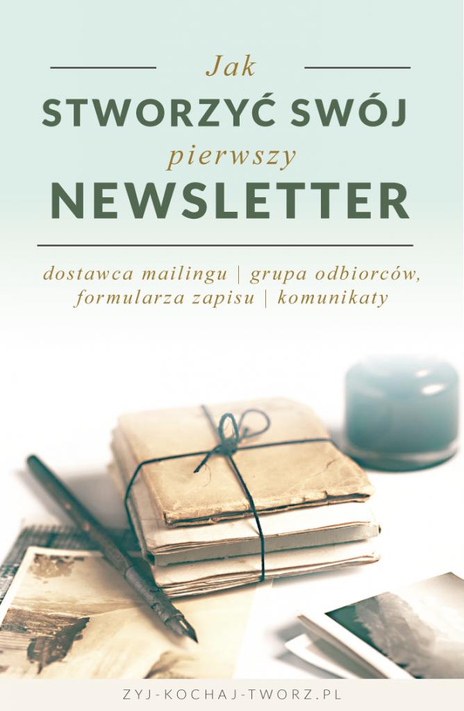 jak stworzyć newsletter